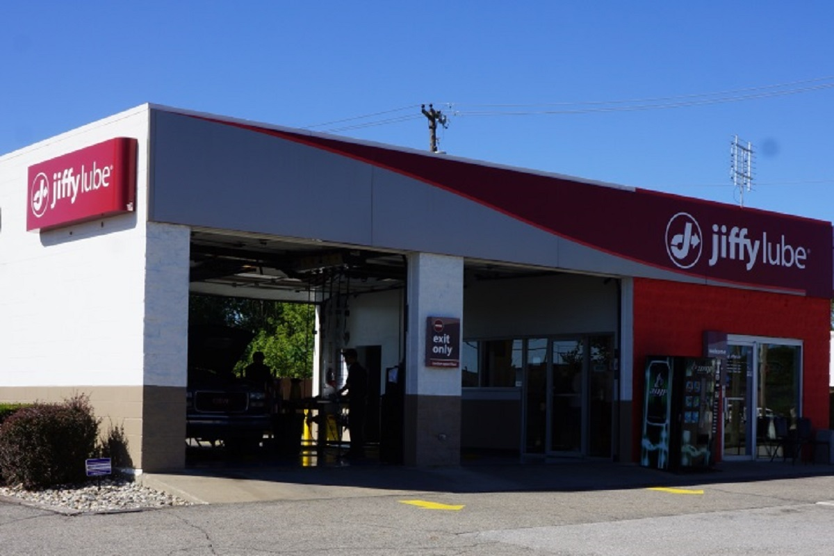 jiffy lube for sale