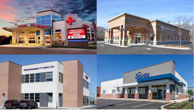 X Net Lease Medical Research Report