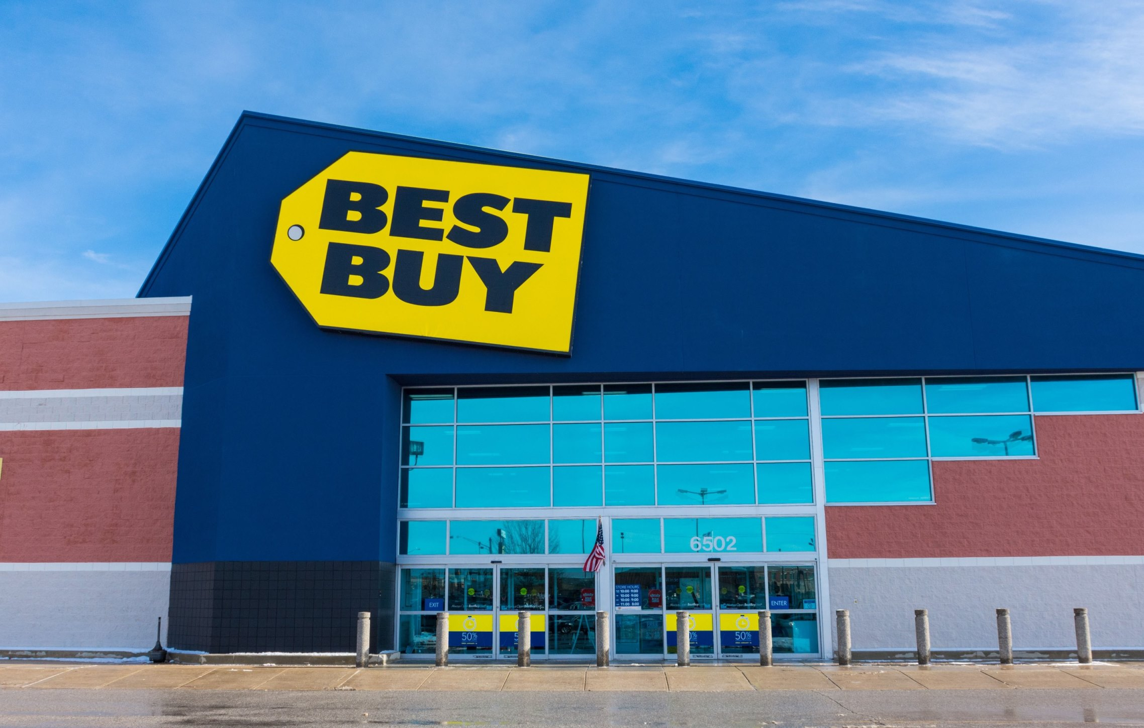 Net Lease Best Buy