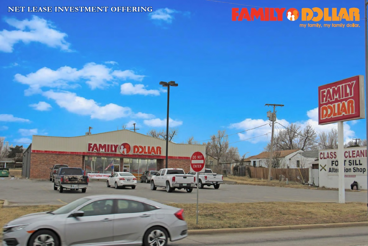 Family Dollar Property For Sale