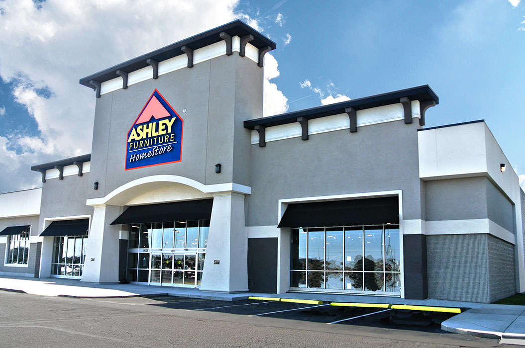 Net lease ashley furniture property profile and cap rates the boulder group Home furniture outlet center raleigh nc