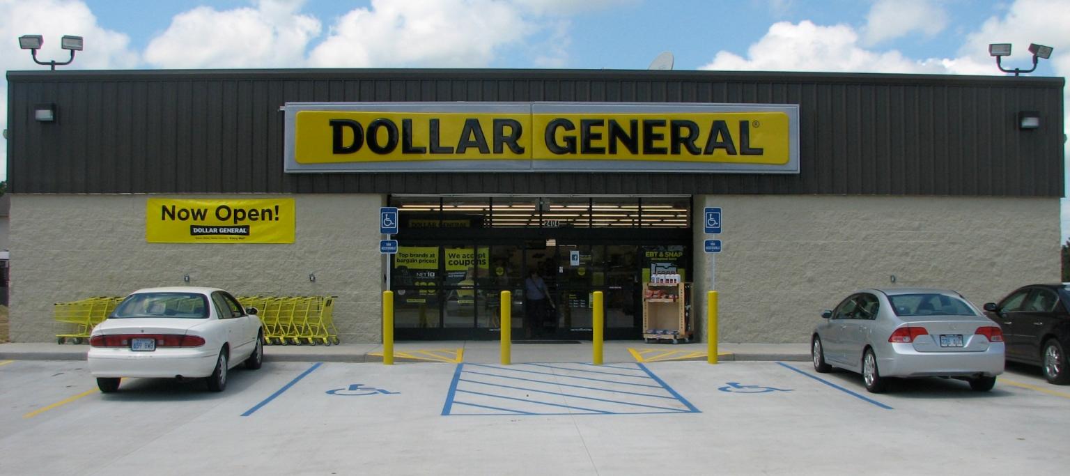Triple Net Leased Dollar General Property