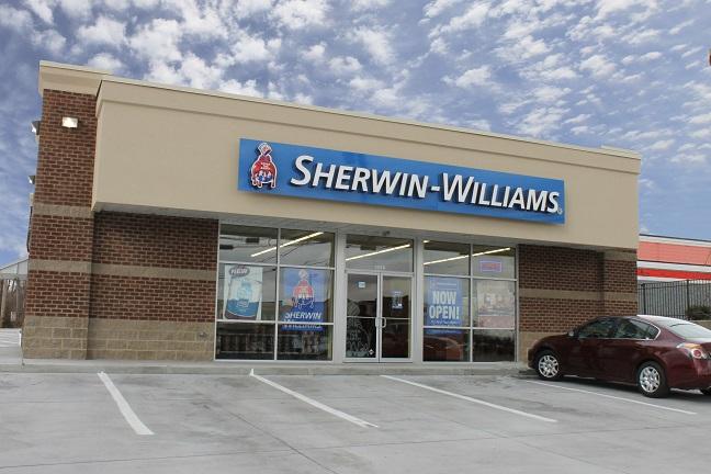 net lease sherwin-williams