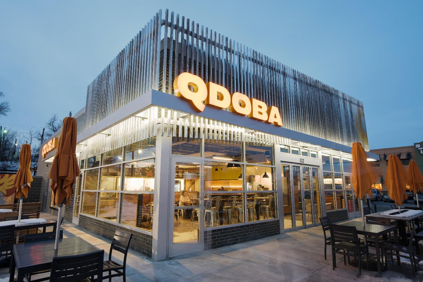 Net Leased Qdoba