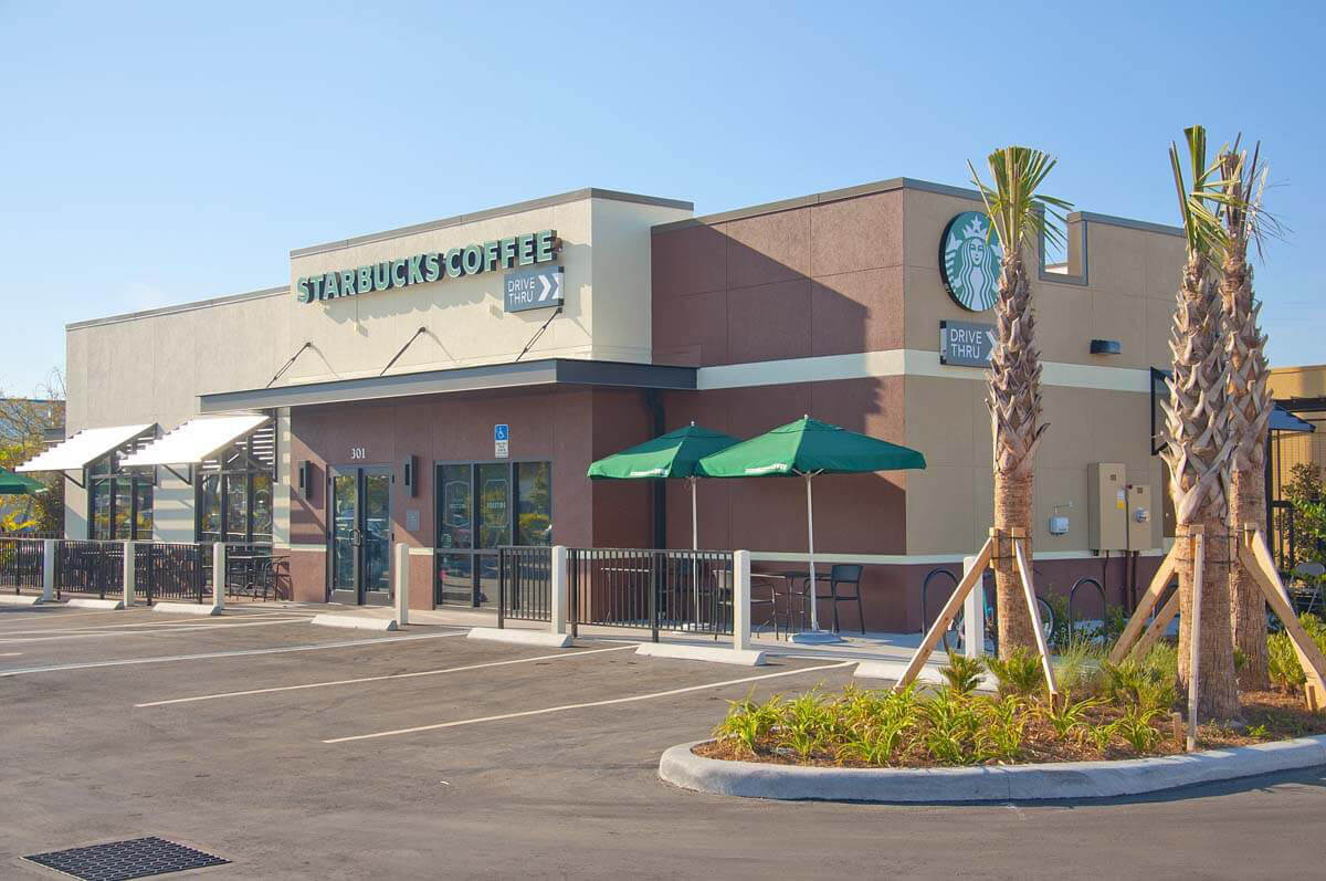 Net Leased Starbucks Property Profile And Cap Rates The