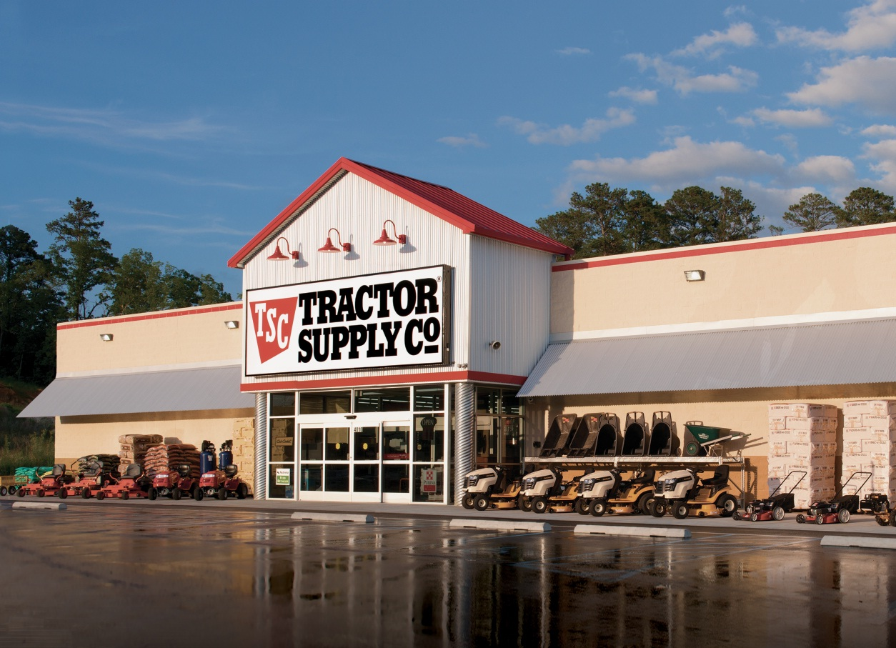 Net lease tractor supply property profile and cap rates the net lease tractor supply buycottarizona Gallery