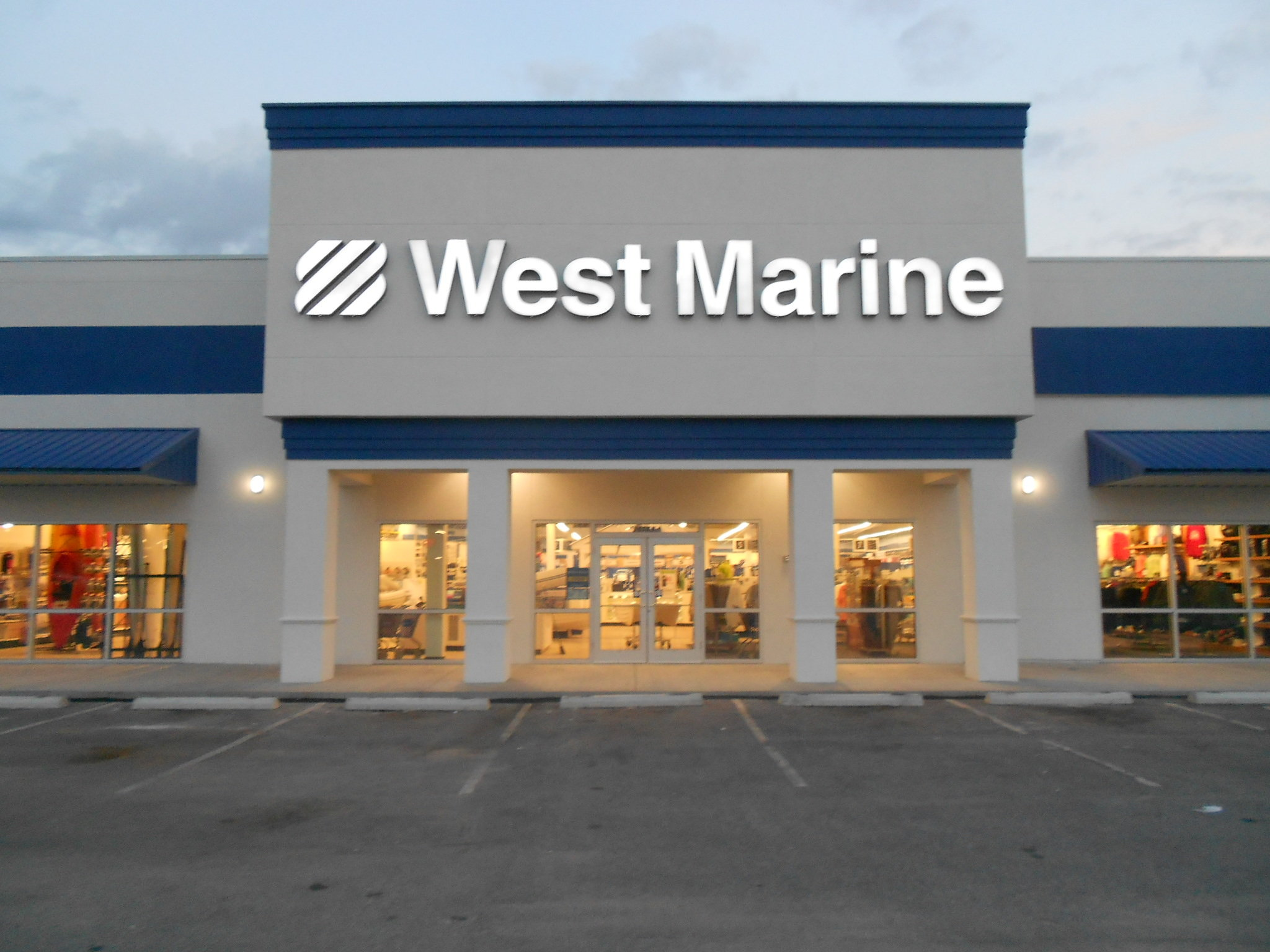 Net Lease West Marine