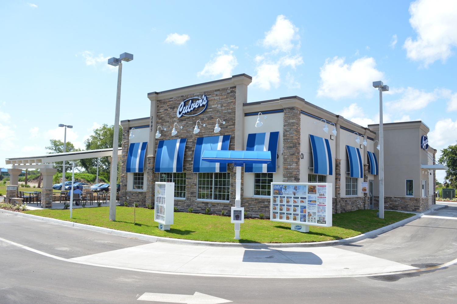 Nnn On 2017 >> Net Lease Culvers Property Profile and Cap Rates - The Boulder Group