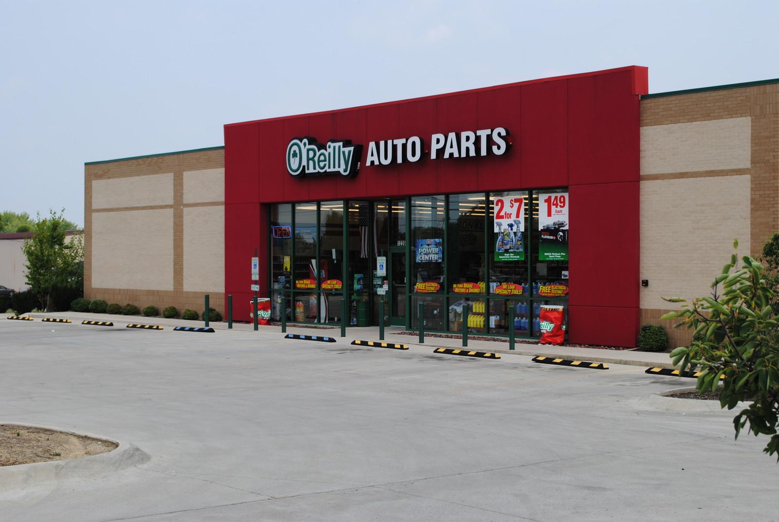 Oreillys Auto Parts
