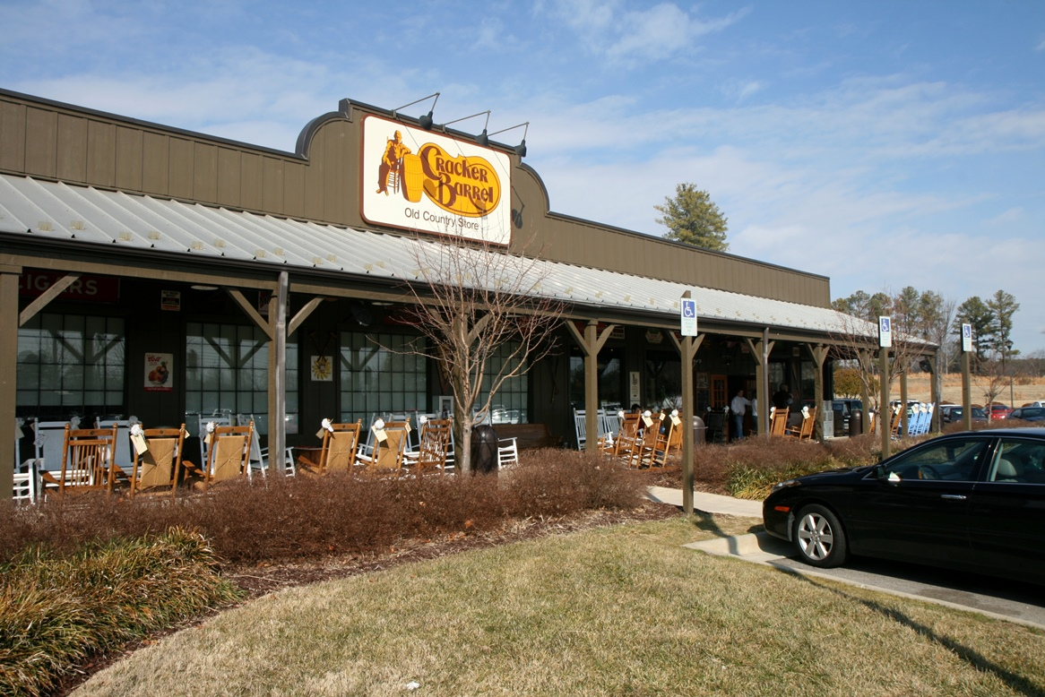 Net Lease Cracker Barrel