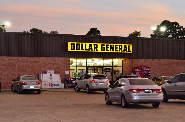 Triple Net Lease Dollar General in Leesville, LA