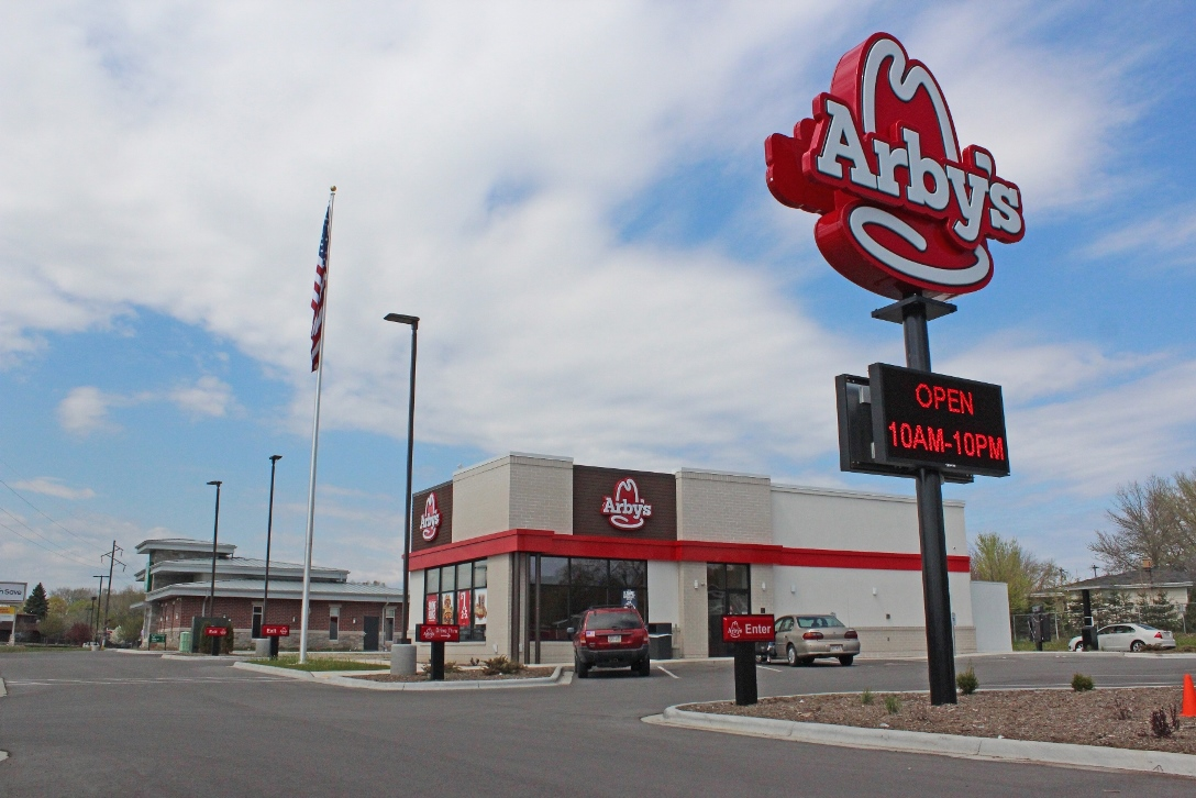 net leased arbys