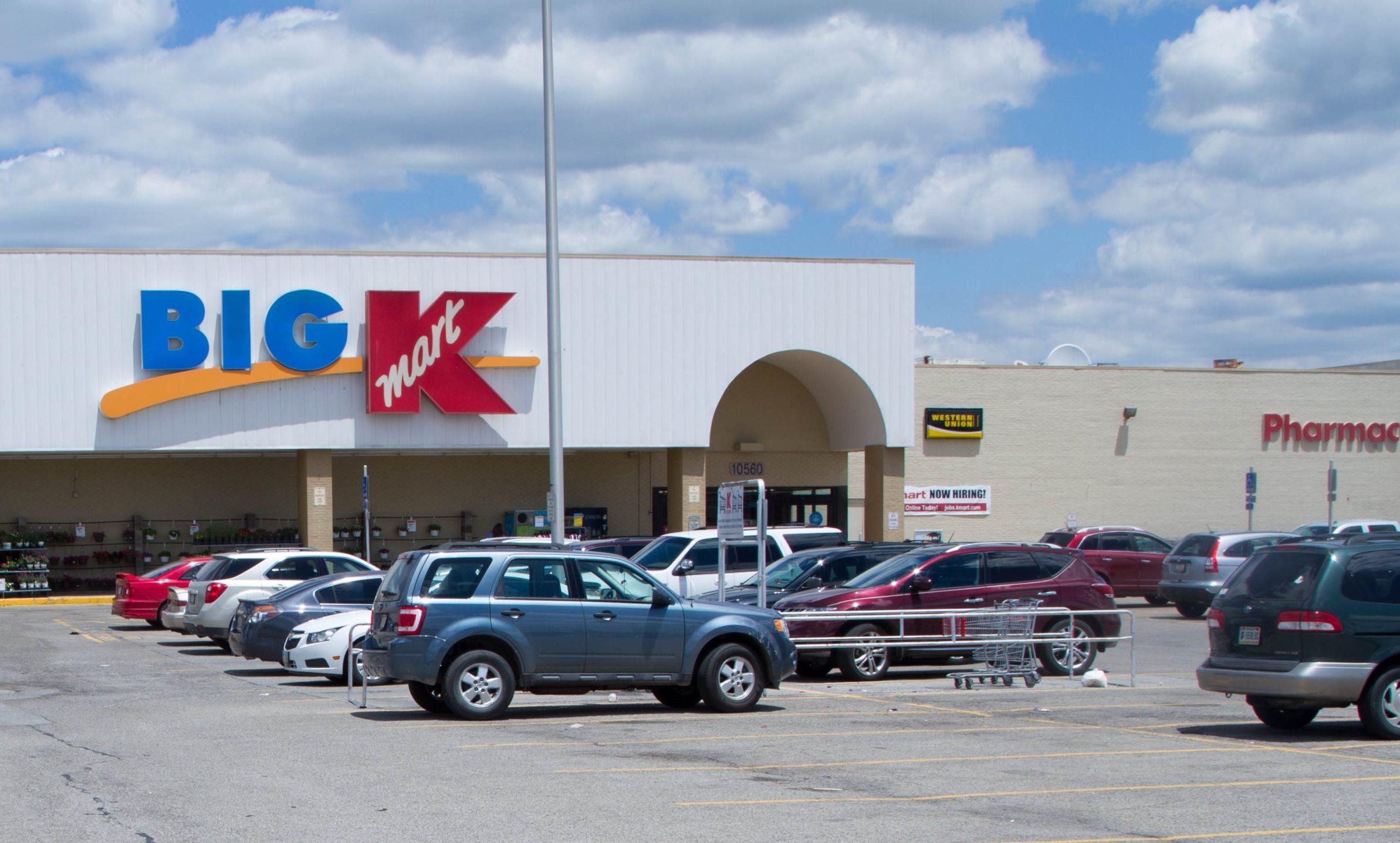 net lease Kmart