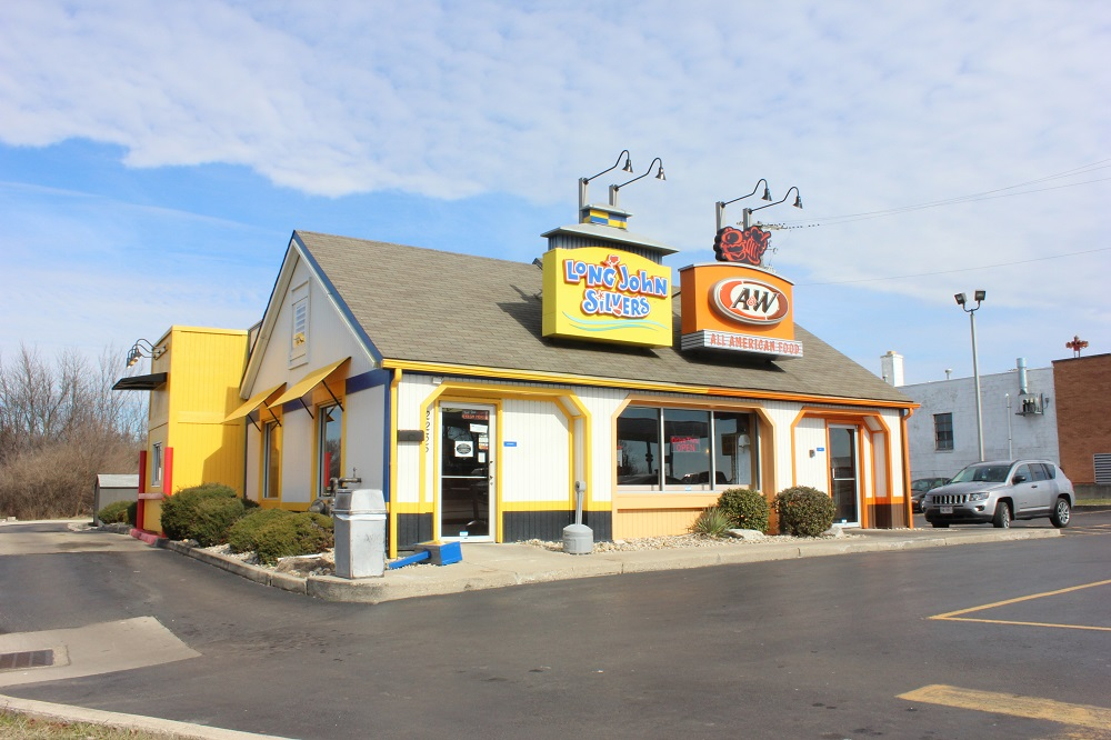 Net Leased Long John Silvers