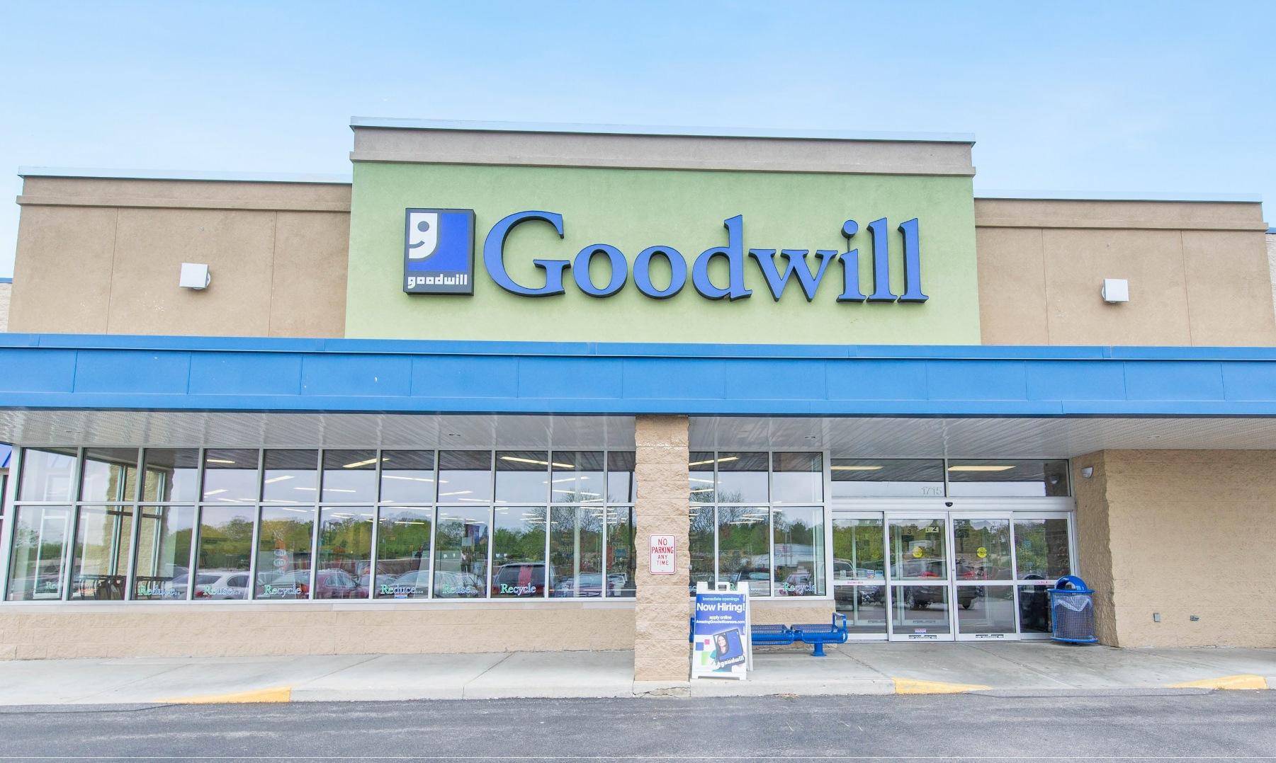 single tenant Goodwill