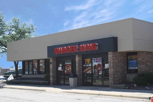 net leased Burger King
