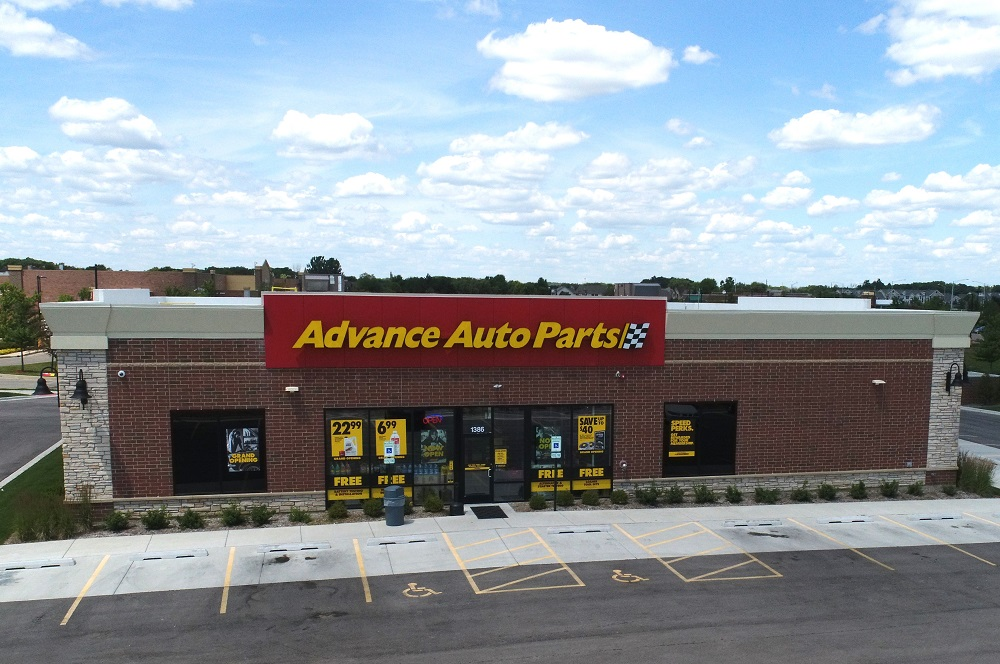 Net Leased Advance Auto Parts