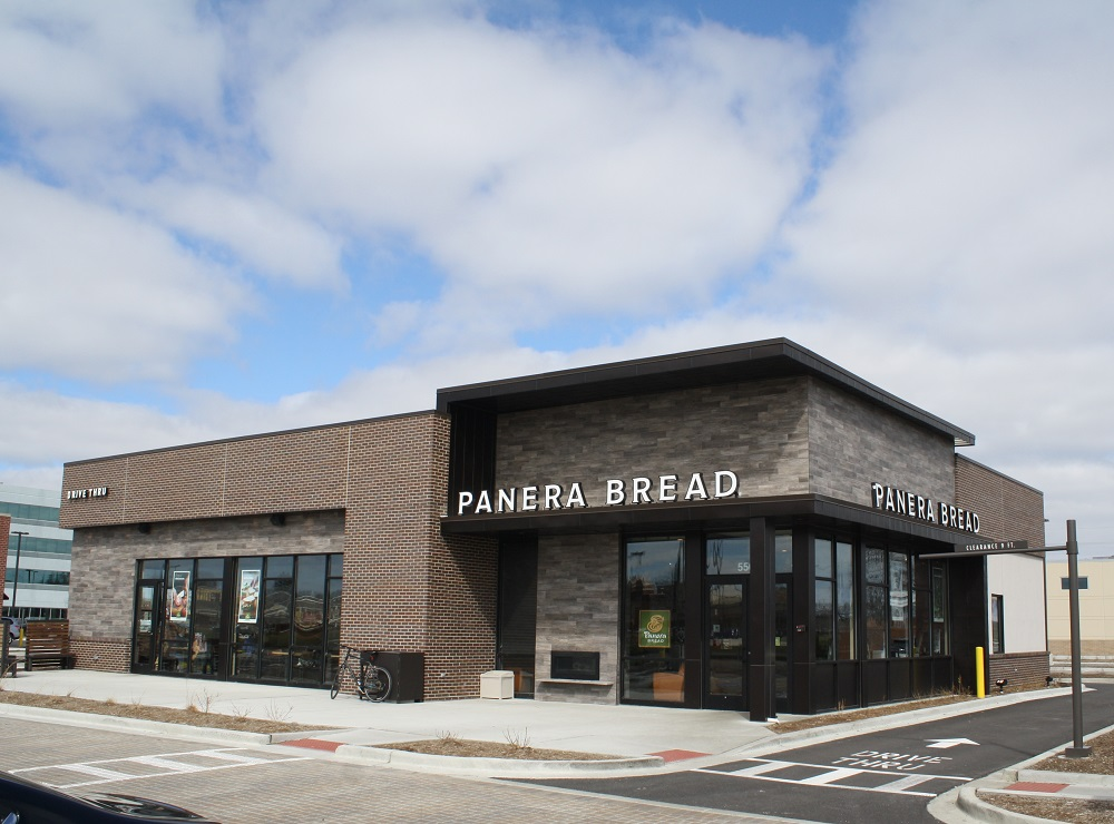 net leased panera bread