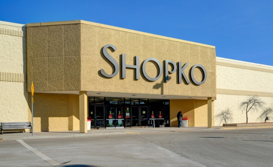 Net Lease Shopko