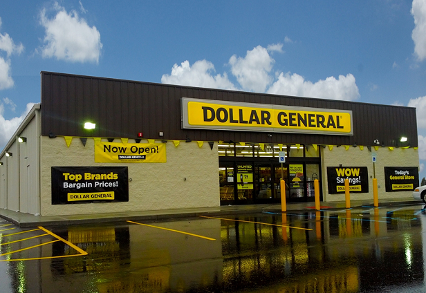 Net Lease Dollar General in Ville Platte