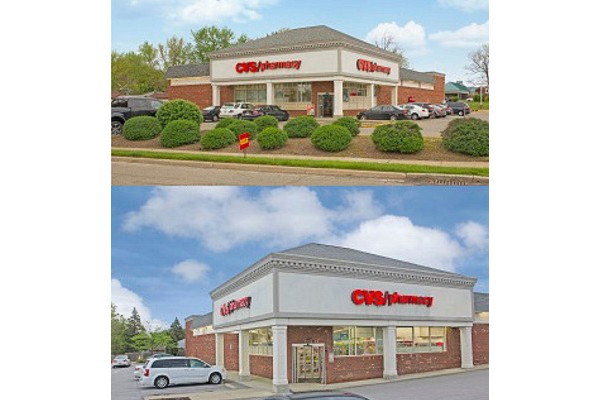 net lease CVS portfolio