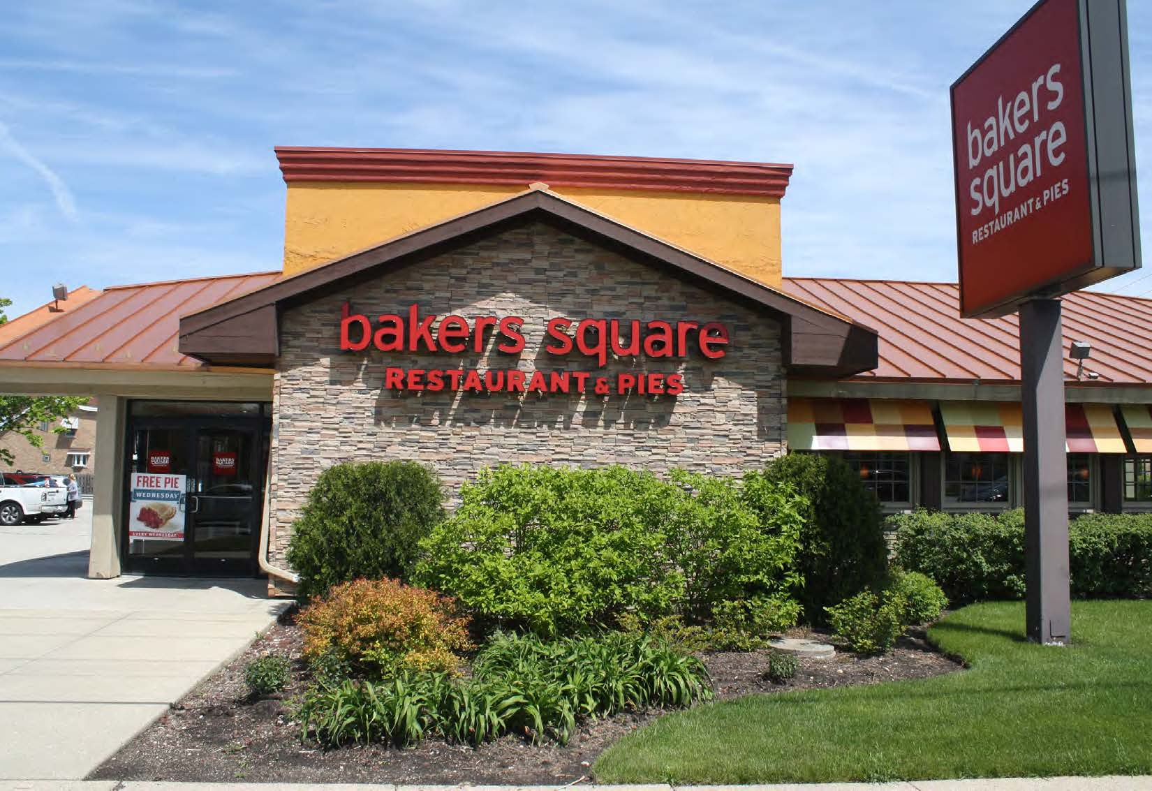 Net Lease Bakers Square