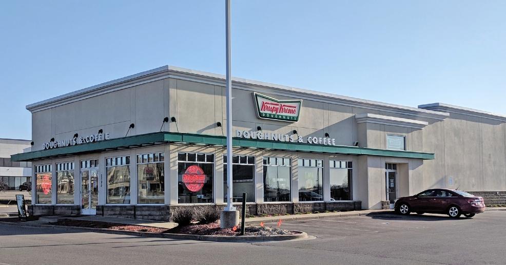 Net Lease Krispy Kreme