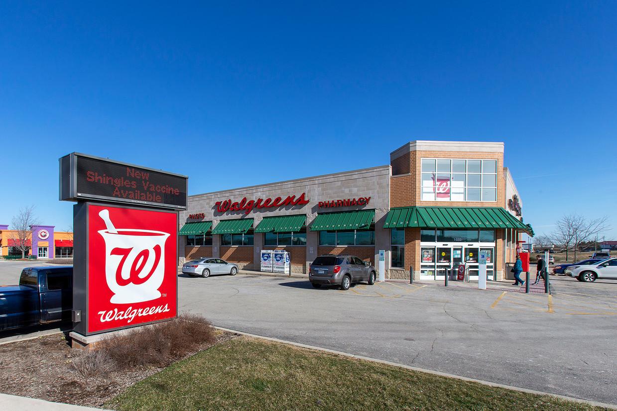 Net Leased Walgreens Sale Arranged in Illinois