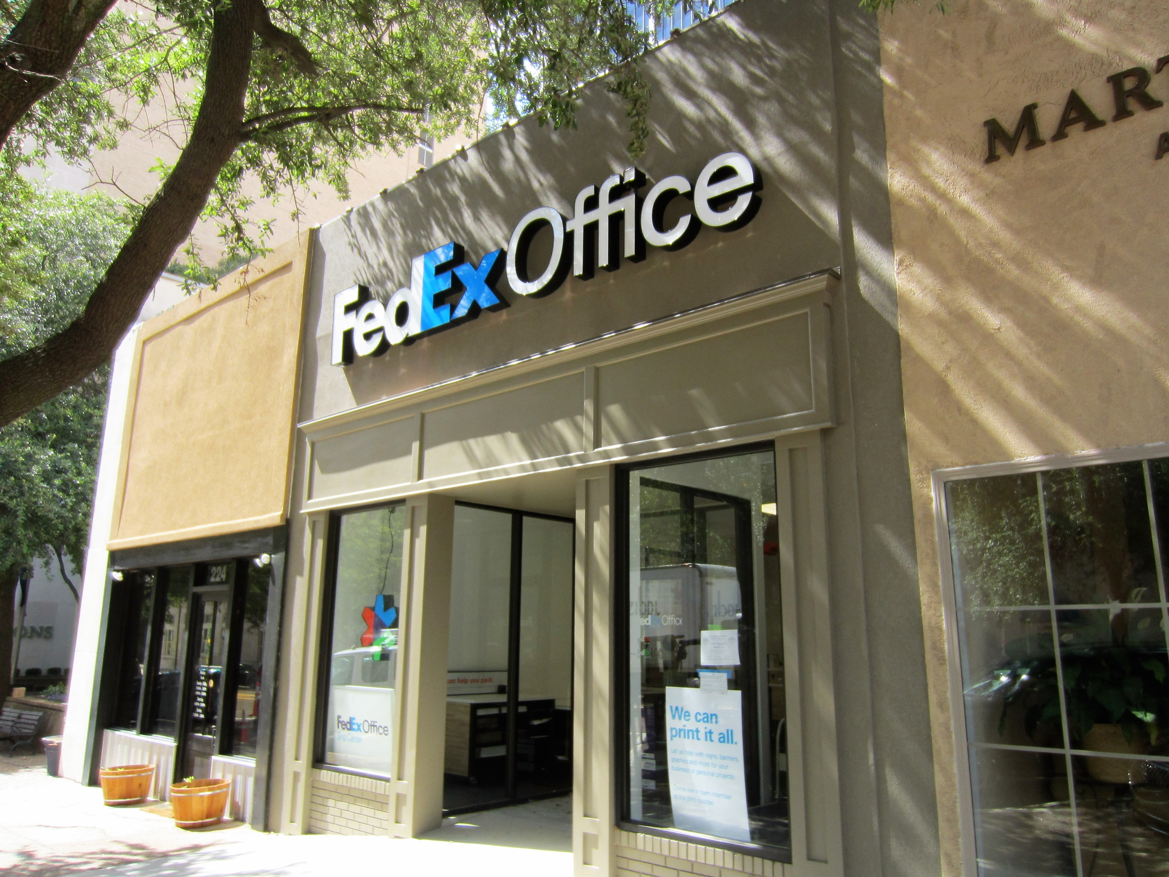 FedEx property for sale