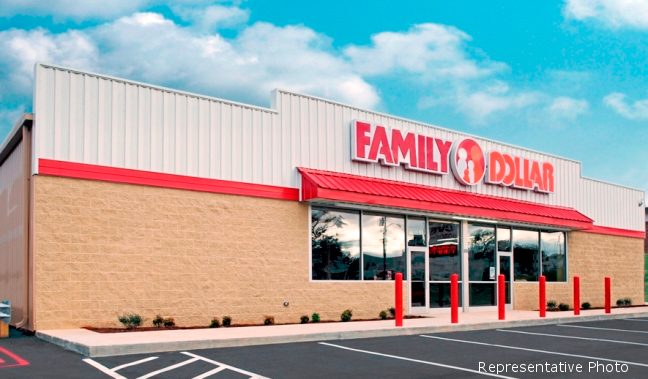 family dollar for sale
