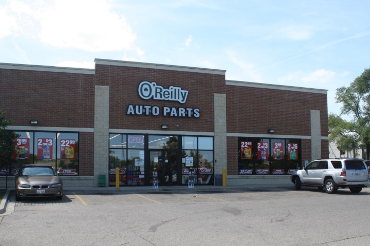 net lease Oreilly