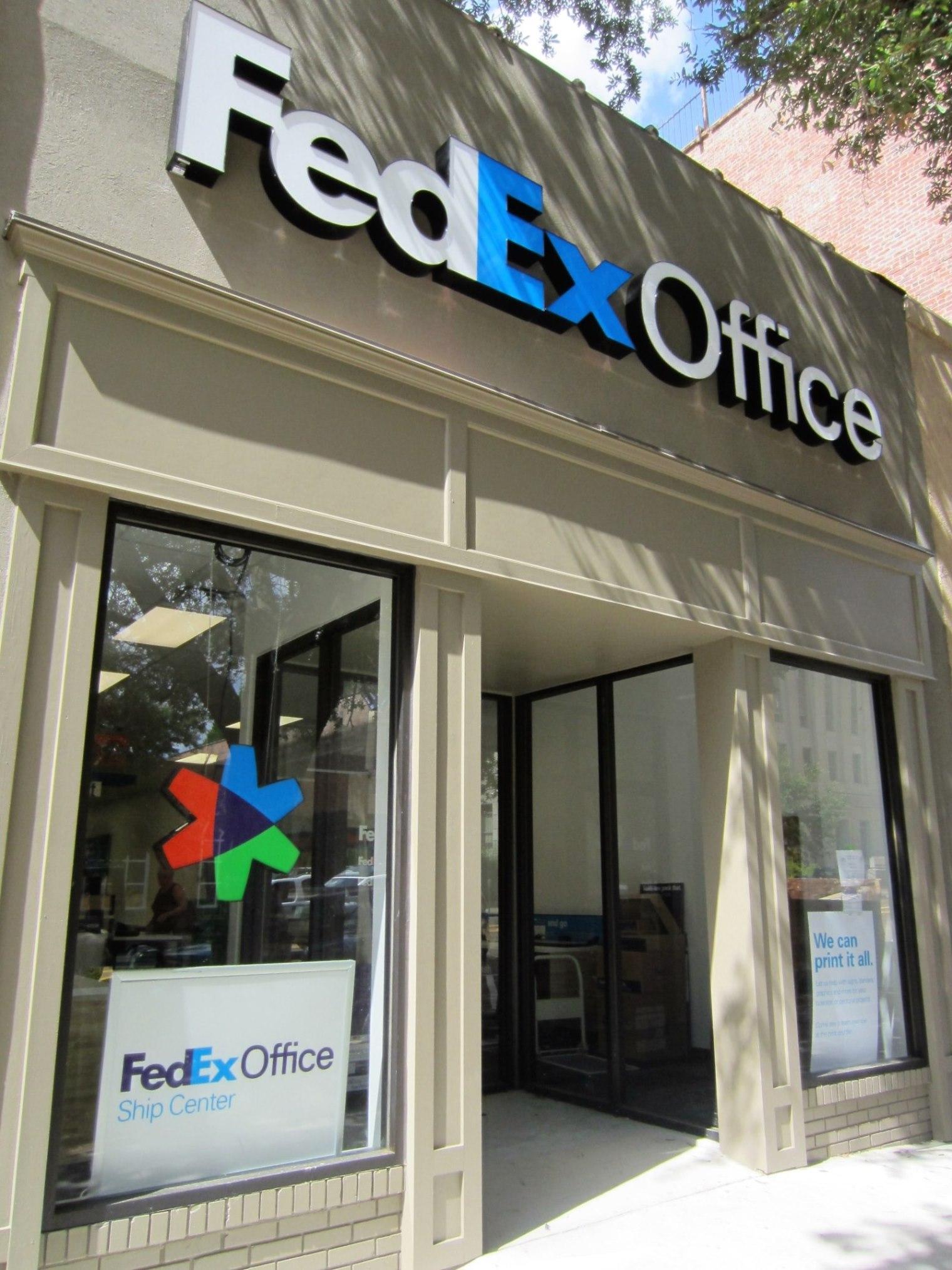 Net Lease FedEx