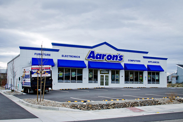 Net Lease Aaron's