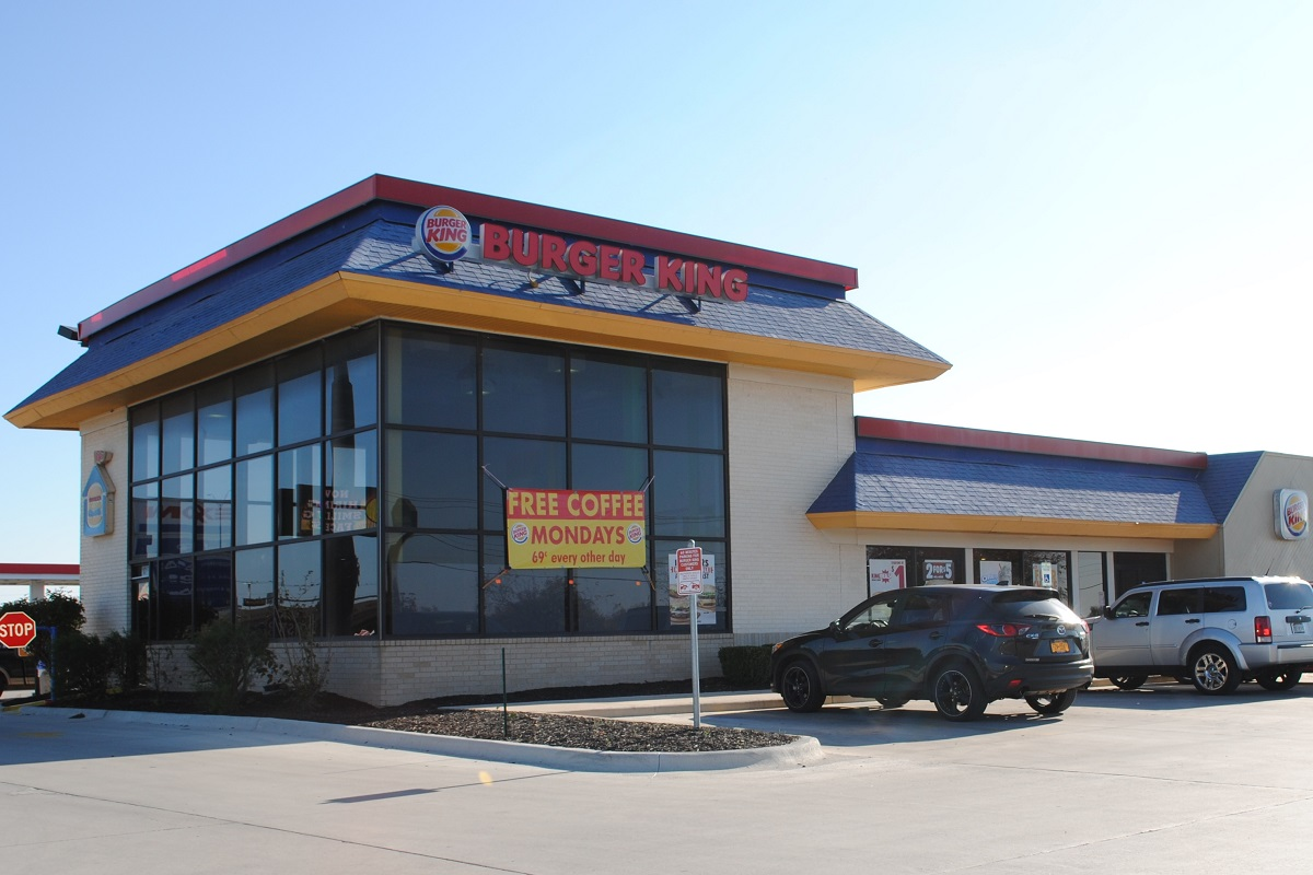 Single Tenant Burger King