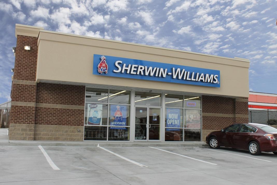 Net Leased Sherwin Williams