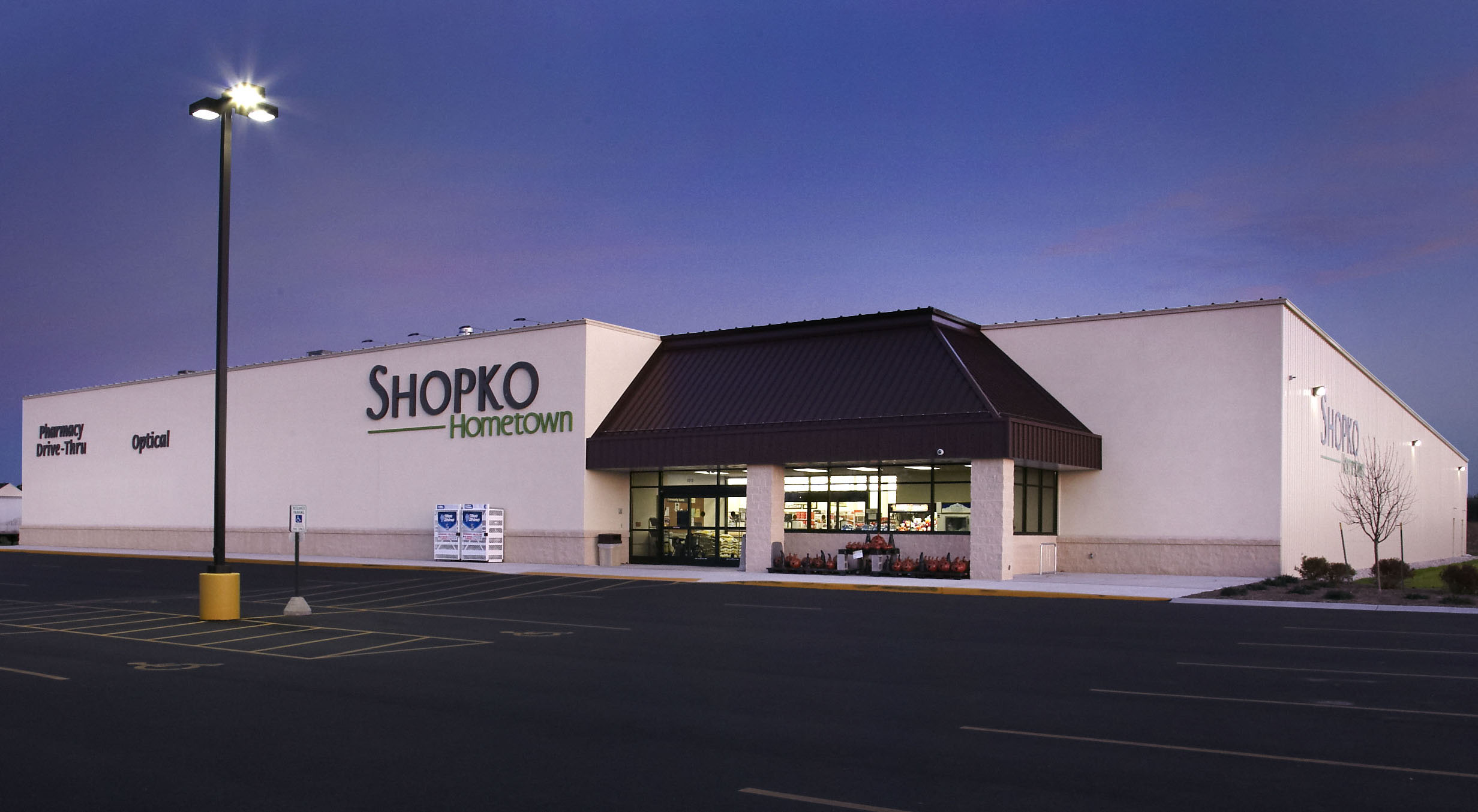 Net Leased Shopko