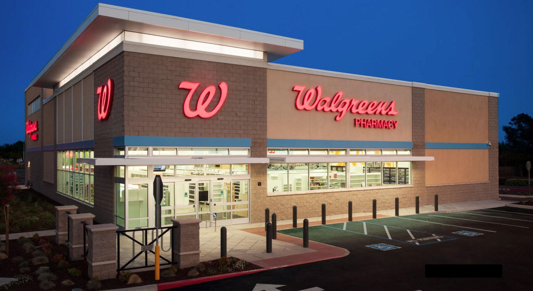 net lease walgreen's