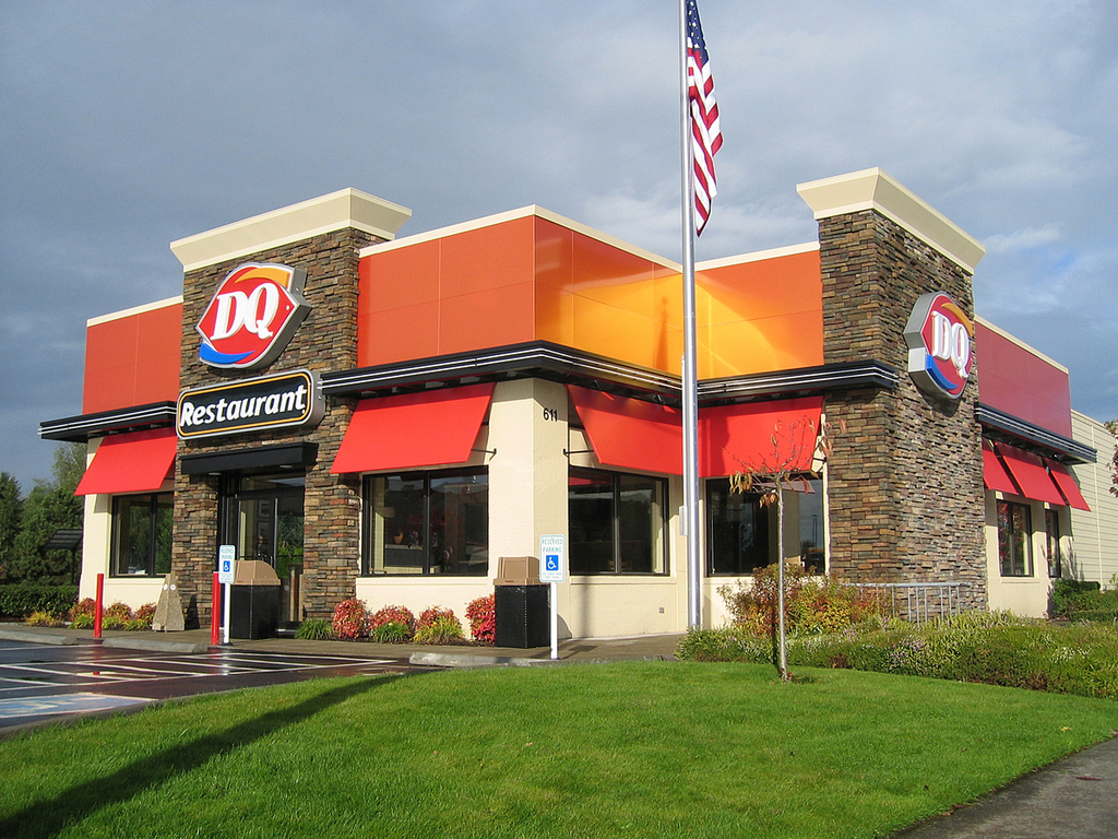Net Lease Dairy Queen Property Profile And Cap Rates The