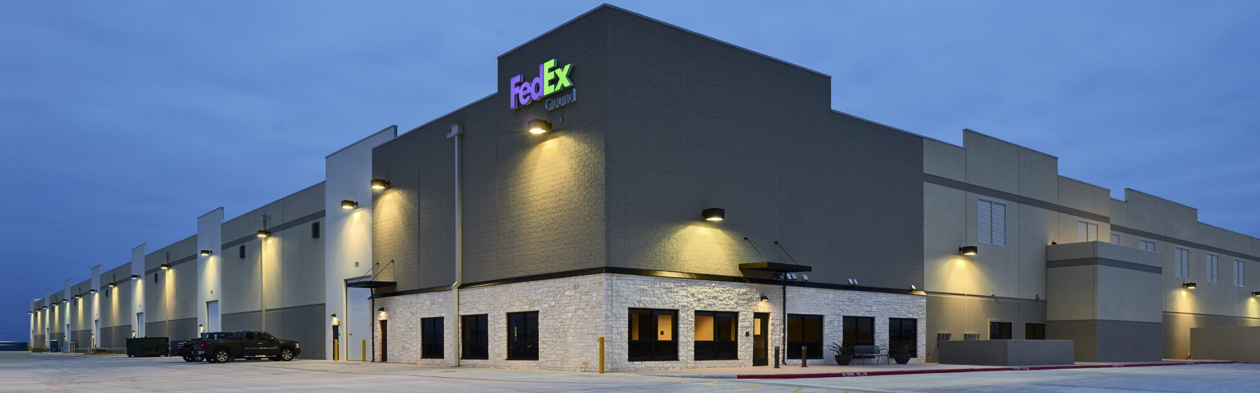 net leased fedex