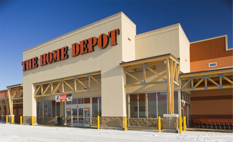 net lease home depot
