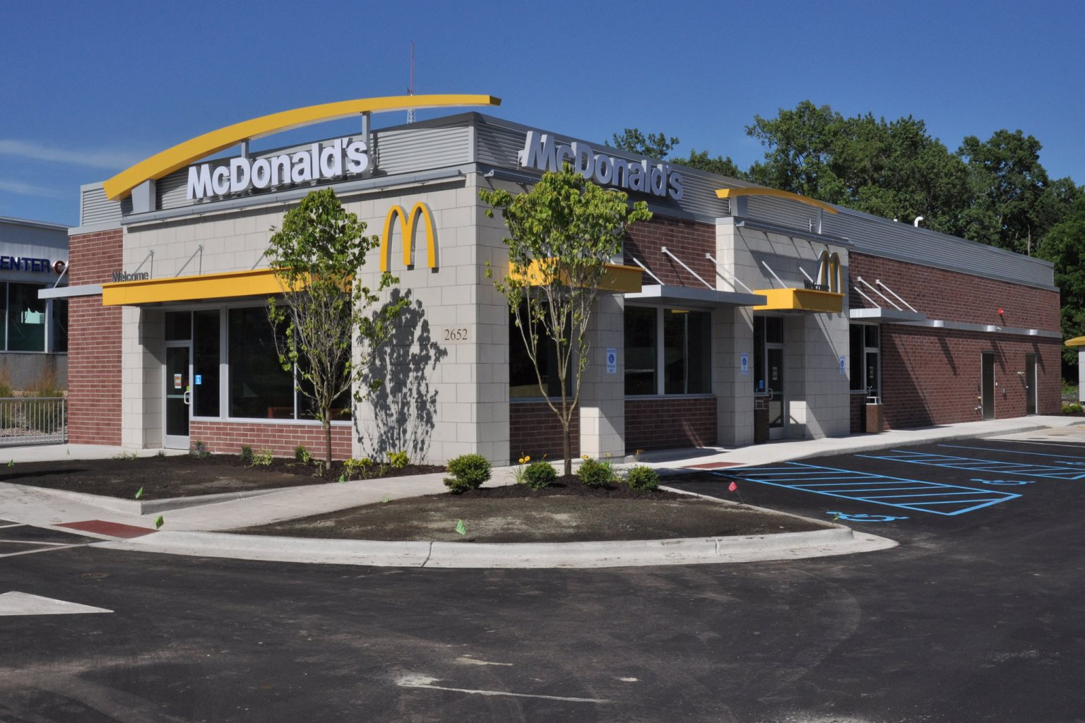net lease McDonald's