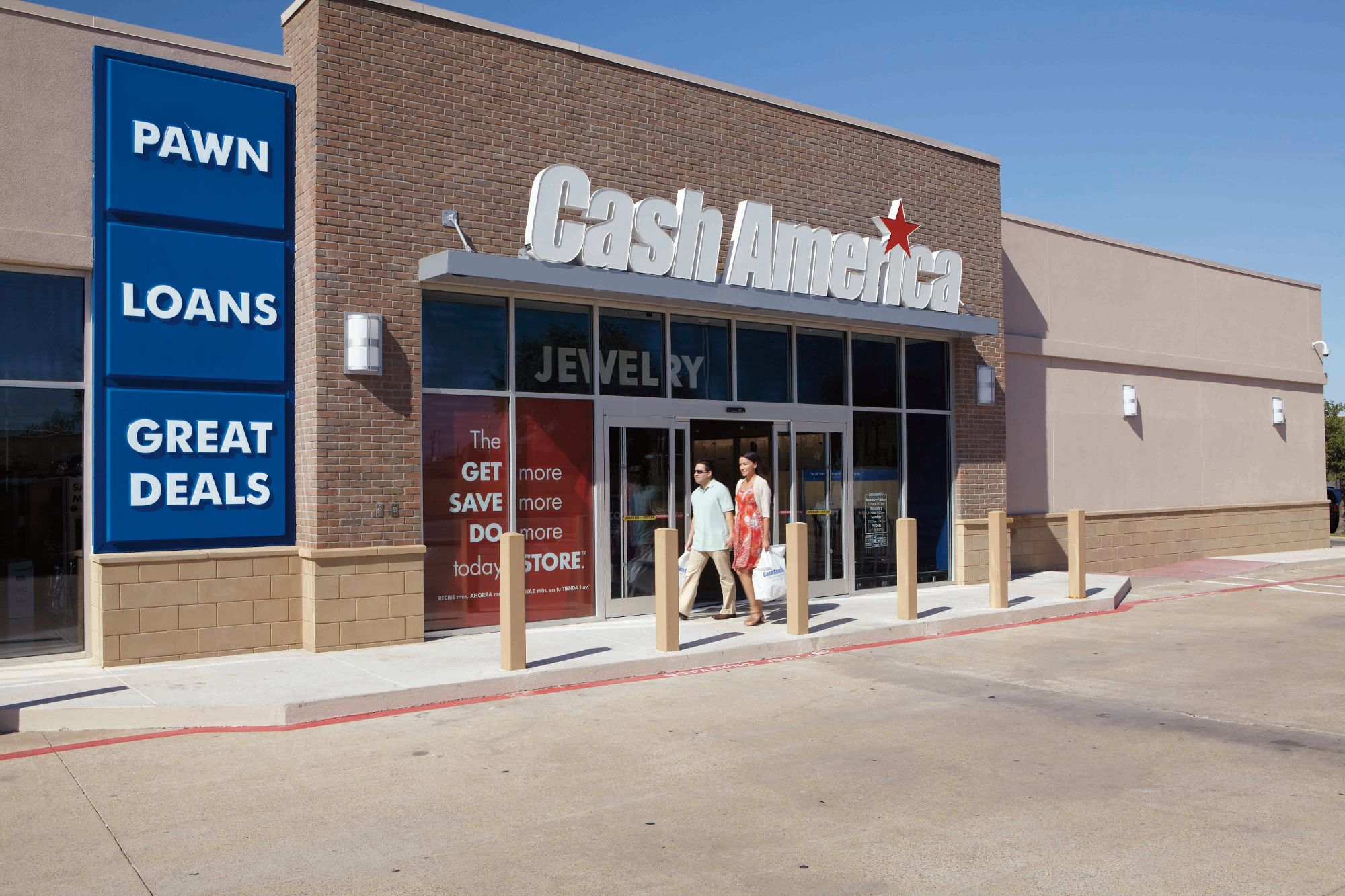 Net Lease Cash America