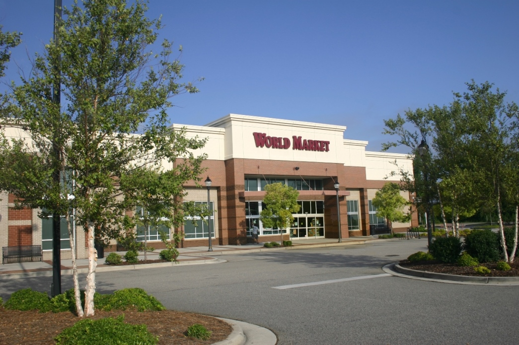 Net Lease Cost Plus World Market