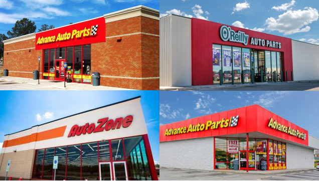 Net Lease Auto Parts Market Research Report