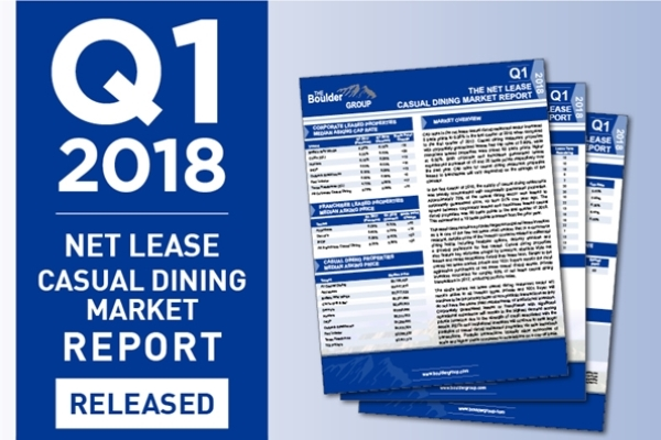 Net Lease Casual Dining