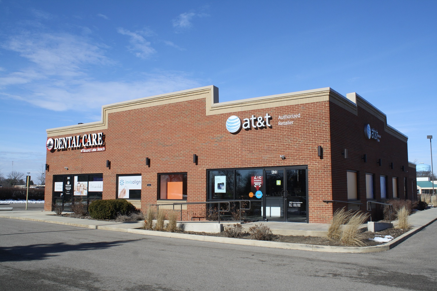 Net Lease AT&T