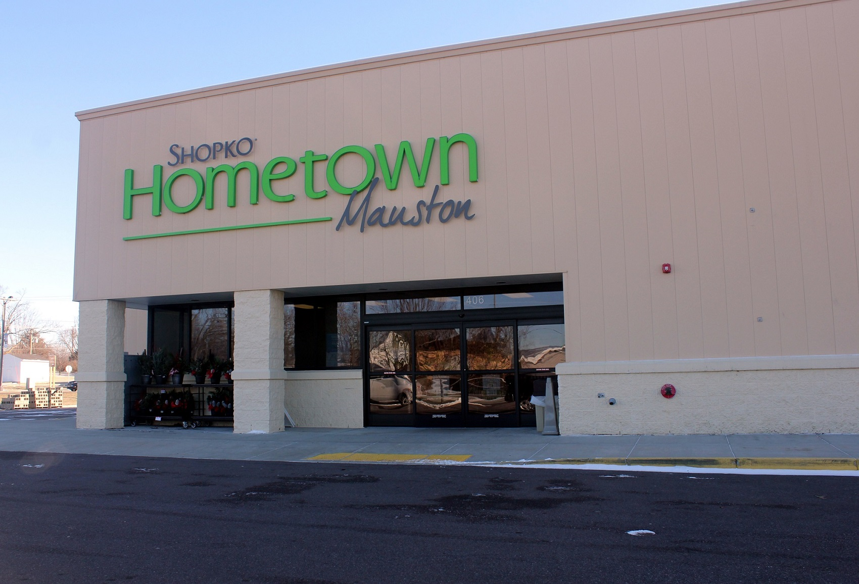 Single Tenant Shopko Hometown