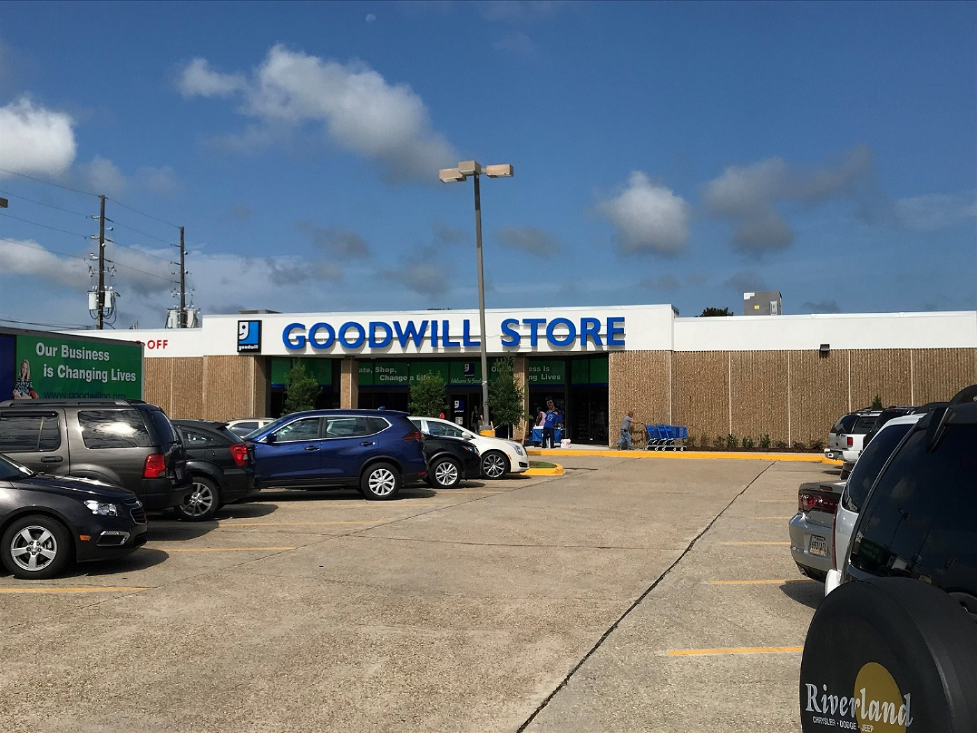 Net Leased Goodwill Property