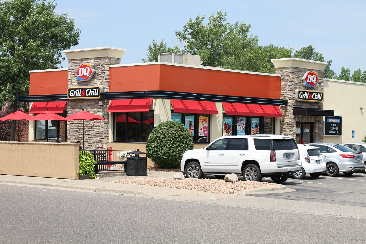 net leased Dairy Queen