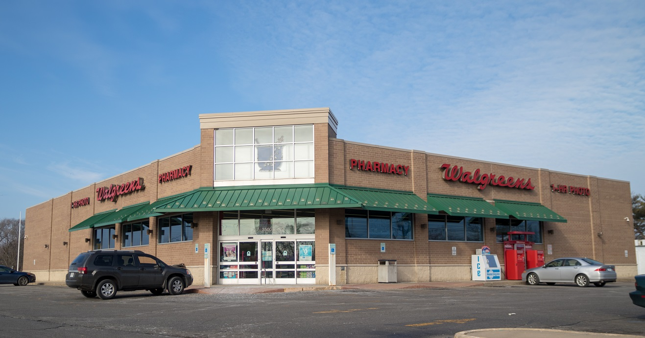 Net Lease Indiana Walgreens